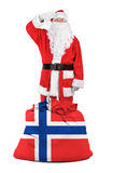 Gifts for Norway Royalty Free Stock Photos