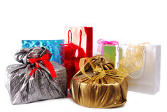 Gifts presents Royalty Free Stock Photography