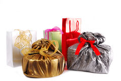 Gifts presents Royalty Free Stock Images