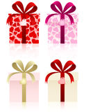 Gifts set stock illustration