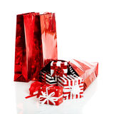 Gifts and Shopping bags Royalty Free Stock Image