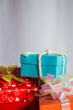Gifts sizes Stock Images