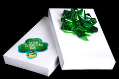 Gifts for St. Patrick's Day Stock Photo