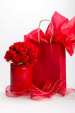 Gifts for St. Valentine Stock Photos
