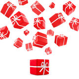 Gifts time Royalty Free Stock Photos