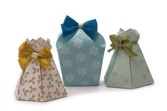 Gifts to Christmas. Royalty Free Stock Photo