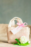 Gifts to mother Royalty Free Stock Photography