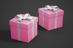 Gifts. Royalty Free Stock Image
