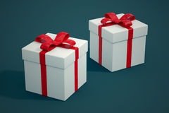 Gifts. Stock Images