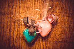 Gifts for Valentine's day Stock Photo