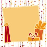 Gifts vector design Royalty Free Stock Photography