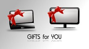 Gifts for You Royalty Free Stock Photos