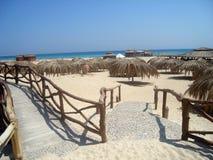 Giftun paradise island Stock Image