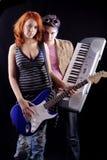Gig band Stock Photography