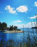 Gig Harbor. View of Gig Harbor stock photos