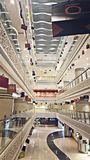 Giga购物中心在伊斯兰堡巴基斯坦 免版税库存图片
