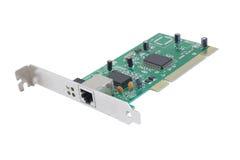 Gigabit LAN card Stock Photography