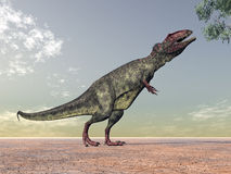 Giganotosaurus απεικόνιση αποθεμάτων