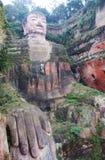 Gigant Buddha obrazy royalty free