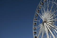 Gigant Ferris Toczy Wewnątrz Kapsztad fotografia stock