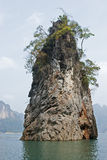 Gigant rockowa wyspa Fotografia Stock