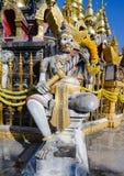 Gigant, sukhothai Tajlandia Obrazy Royalty Free