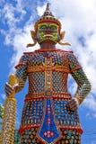Gigant w formierstwo Tajlandzkiej stylowej sztuce Zdjęcia Stock