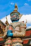 Gigant w Wacie Phra Kaew, świątynia w Bangkok Tajlandia Fotografia Royalty Free
