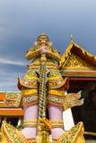 Gigant w Wacie Phra Kaew Obrazy Royalty Free