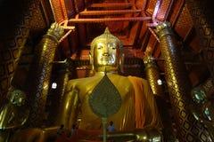 Giganta Buddha wizerunek Zdjęcie Royalty Free