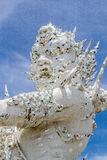 Gigante bianco Fotografia Stock