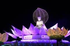 Gigante Buda en Malasia imagen de archivo