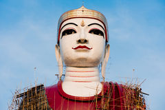 Gigante Buddha di Mudon Immagine Stock