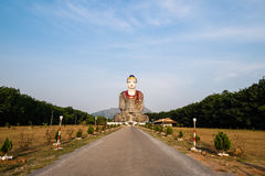 Gigante Buddha di Mudon Immagine Stock Libera da Diritti