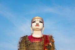 Gigante Buddha di Mudon Fotografia Stock Libera da Diritti