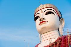 Gigante Buddha di Mudon Fotografie Stock Libere da Diritti