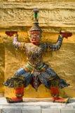 Gigante colorido tailandês Fotografia de Stock