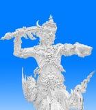 Gigante con la spada Immagini Stock Libere da Diritti