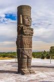 Gigante de Tula stock image