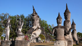 gigante del buddha Fotografia Stock