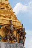 Gigante del tempio tailandese Fotografie Stock