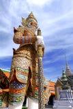 Gigante di letteratura in tempio Fotografie Stock