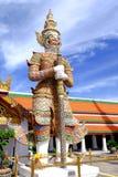 Gigante di letteratura in tempio Immagine Stock Libera da Diritti