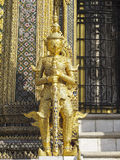 Gigante dourado do guardião Imagens de Stock Royalty Free
