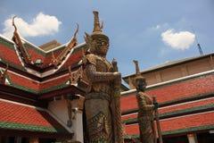 Gigante em Banguecoque, Tailândia Imagens de Stock