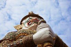 Gigante em Royal Palace Banguecoque Fotos de Stock Royalty Free