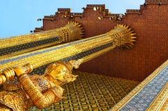 Gigante em Wat Phra Kaew Foto de Stock Royalty Free