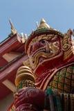Gigante en el templo Imagen de archivo libre de regalías