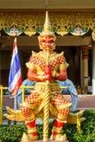 Gigante no templo Fotos de Stock