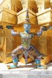 Gigante tailandés del ot de las estatuas Foto de archivo libre de regalías